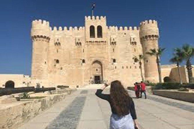2 days Cairo city , Giza pyramids and Alexandria