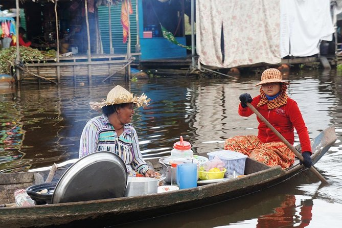 Fishing Village of Tonle Sap Half Day - Join Tour