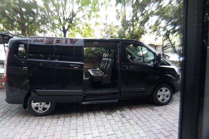 intercity Transfer service Istanbul to Izmir City