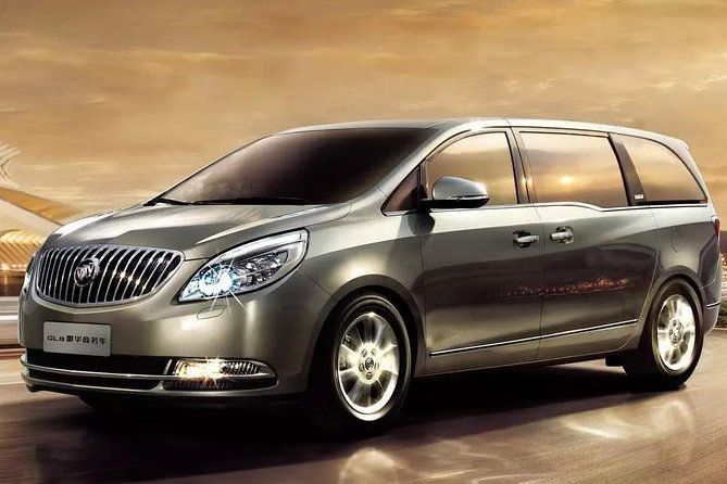 Sunan Shuofang International Airport Private Arrival Transfer to Wuxi City Area