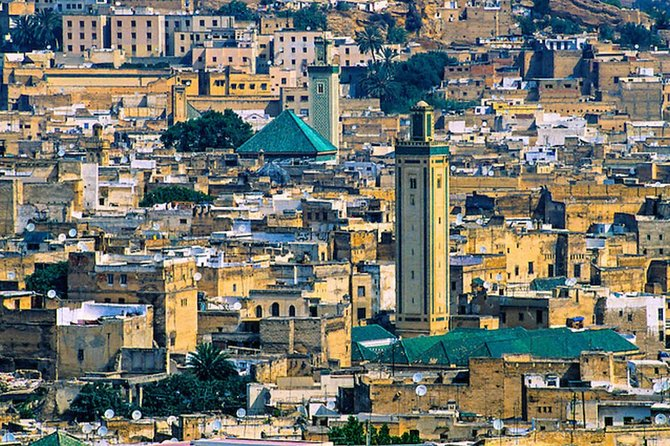 Fez full day Sightseeing tour