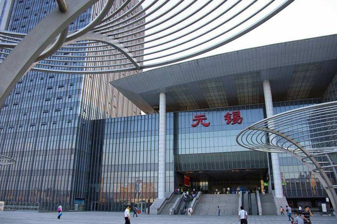 Wuxi Railway Station Private Arrival Transfer to City Area