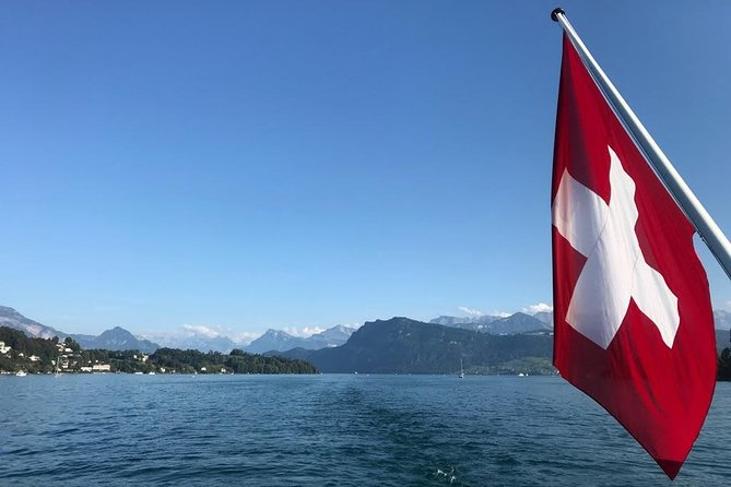 Lucerne and the mountains of Central Switzerland (Private Tours)