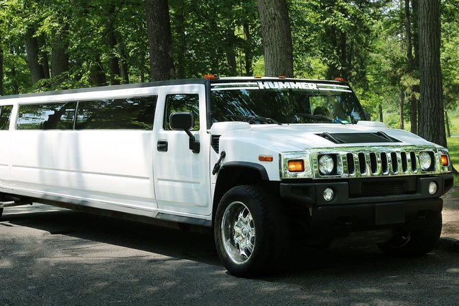 Orlando Airport to Disney World Transportation in a Hummer Limo