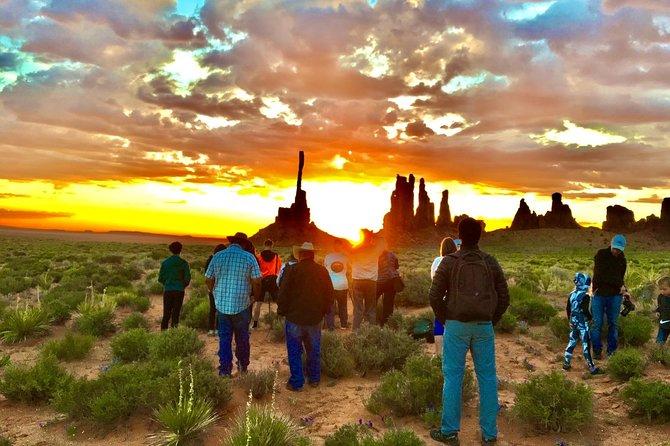 Totem Pole Sunrise Tour