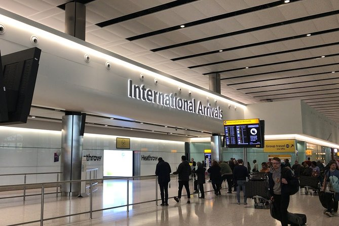 Heathrow Airport Private Transfers to/from London (Postcode W8 to W14)
