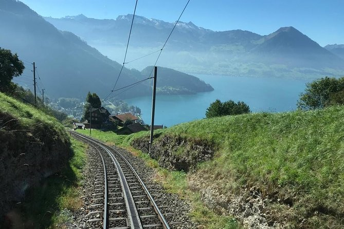 Mount Rigi - The Queen of the Mountains - and Lucerne (Private Tour)