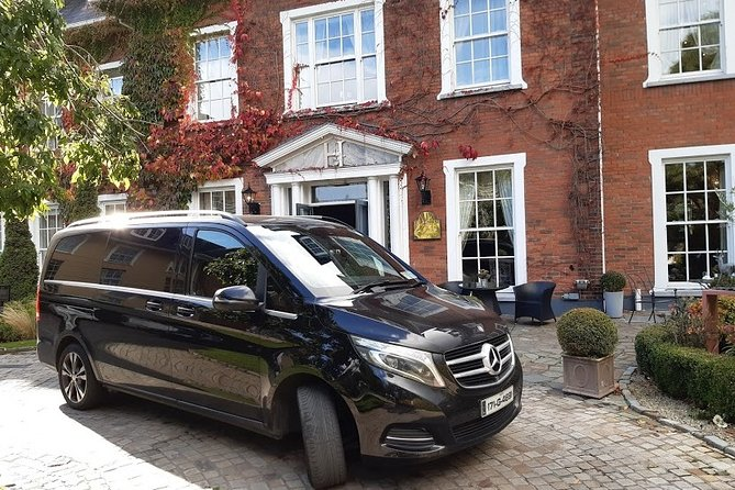Hayfield Manor Hotel Cork To Dublin Airport or City Private Chauffeur Transfer