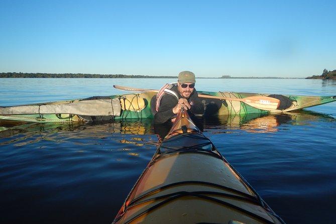 TRU KAYAK - Crossing the Uruguay River