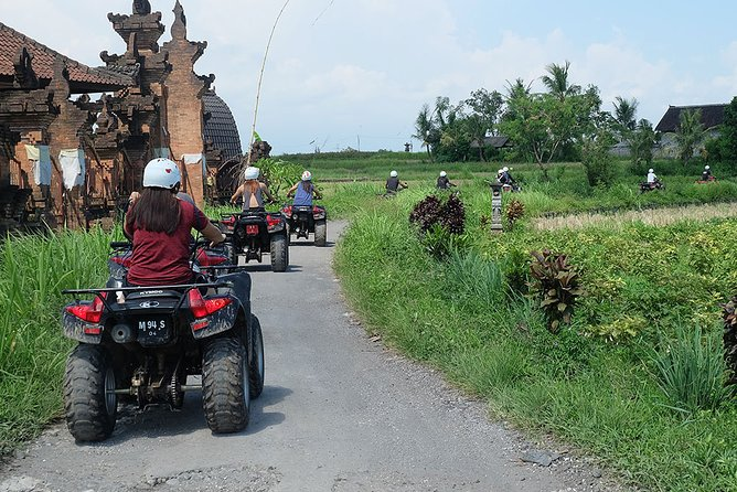 Ayung River Rafting and Bali ATV Ride Packages