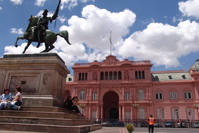 Half Day Private City Tour Discovering Buenos Aires