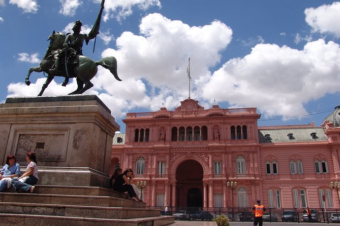 Private City Tour In Buenos Aires & Transfer EZE Airport Cruise Port