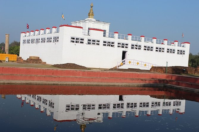 Full day Lumbini Tour with guide