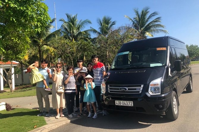 Combo all package ticket Cu Lao Cham Island Eating shuttle bus