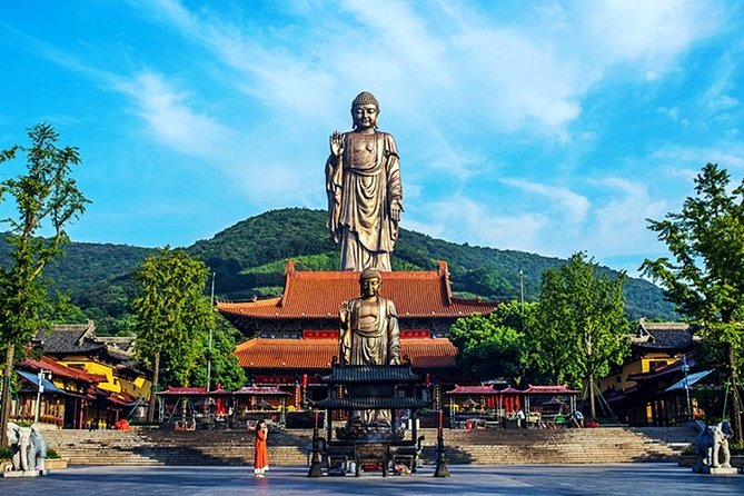 Wuxi Self-Guided Day Tour with Private Car and Driver Service