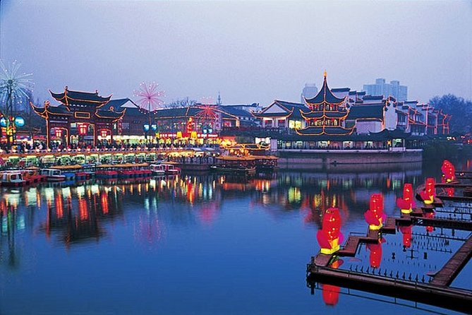 Nanjing Self-Guided Tour from Suzhou by Private Car with Drop-off Option