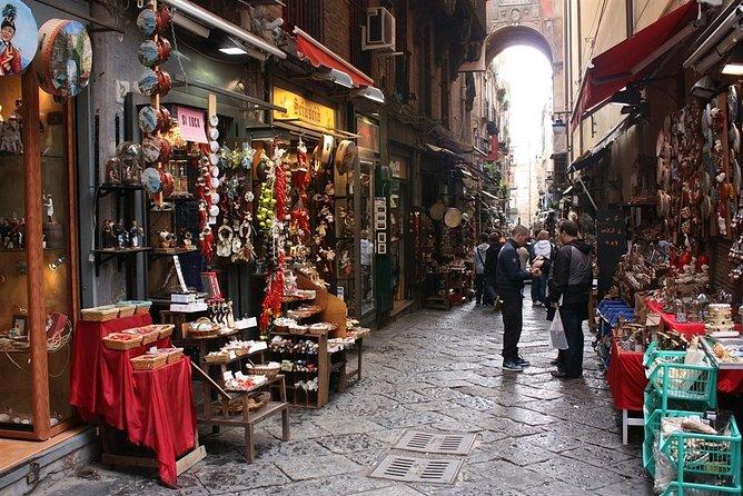 Walk through Naples Old City