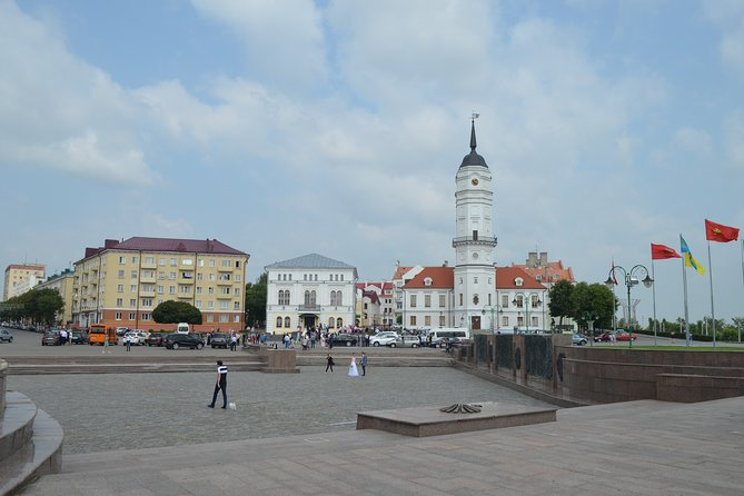 Sightseeing private tour from Minsk to the City of Mogilev and Buinichi