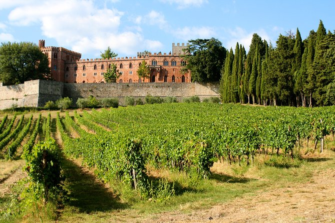 Livorno Port Shore Excursion: Siena and Chianti Castle with Lunch&WineTasting