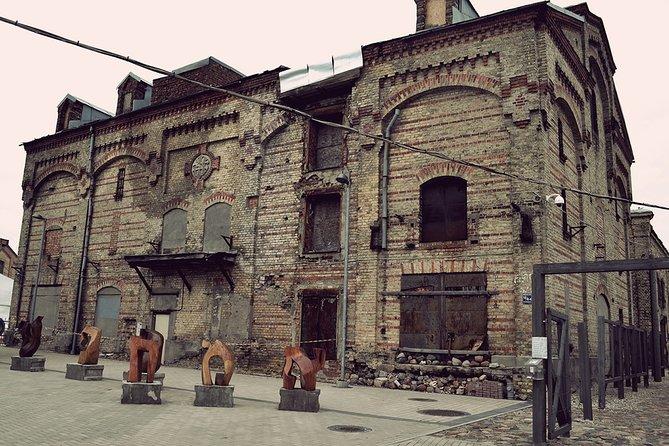 Riga: Jewish Heritage Private Tour
