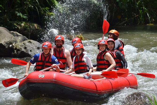 Telaga Waja River Rafting Sharing Transport - The Amazing Bali Rafting