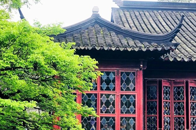 Suzhou Flexible Private Day Tour from Wuxi by Private Car with Drop-off Option
