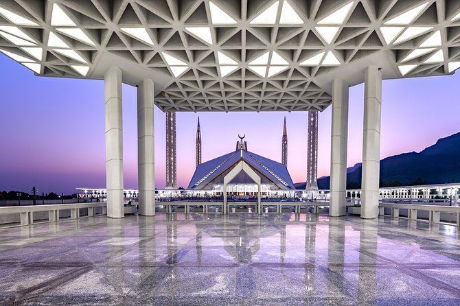 Islamabad: Half Day Private Instagram Guided City Tour
