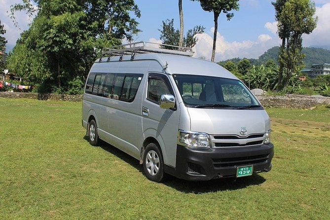 Private Car for 9 to 15 persons