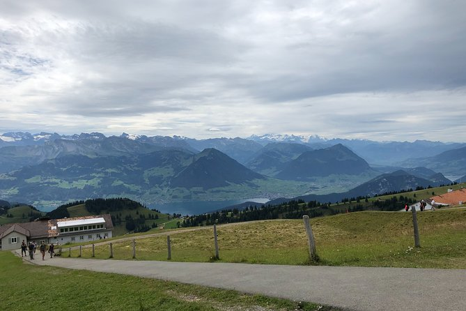 Private Tour to Mount Rigi and Lake Lucerne