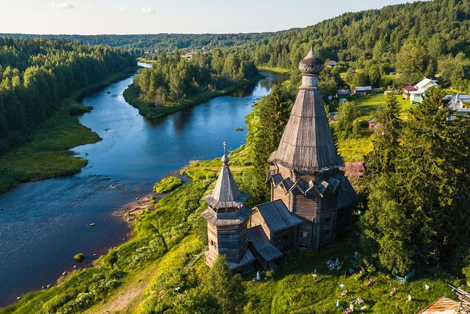 Karelia. Marble Canyon experience - One Day Private Tour