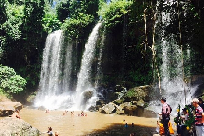 Full-Day Phnom Kulen Waterfall Tours