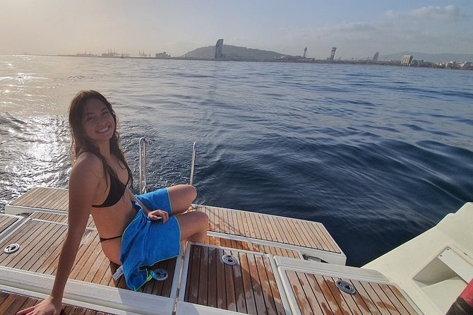 Barcelona Sailing Sunset Experience Shared Sailboat from Port Vell