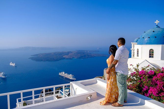 Photo Tour on Santorini Hot Spots