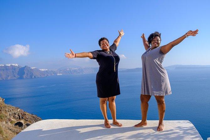 Photo Tour on Santorini Hot Spots