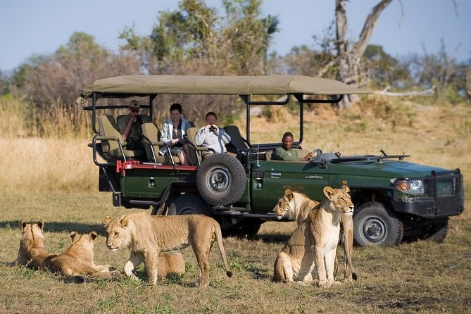 5-DAY Victoria Falls and Chobe National Park