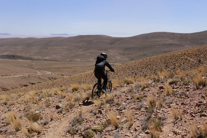 2 Days bicycle tour on the salt flat. photo 24