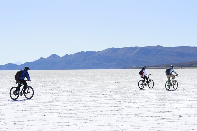 2 Days bicycle tour on the salt flat. photo 22