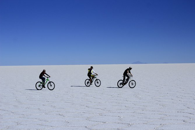 2 Days bicycle tour on the salt flat. photo 27