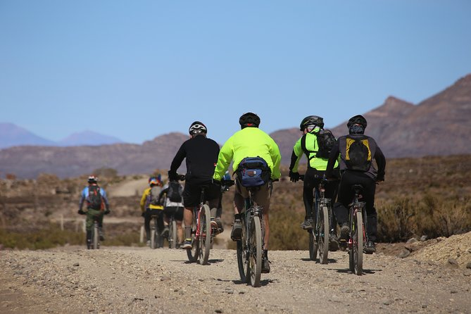 2 Days bicycle tour on the salt flat. photo 9