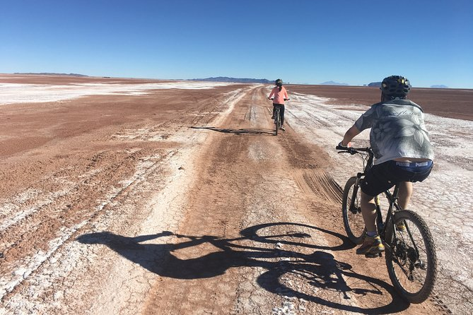 2 Days bicycle tour on the salt flat. photo 3