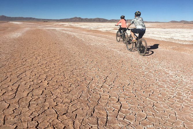 2 Days bicycle tour on the salt flat. photo 28