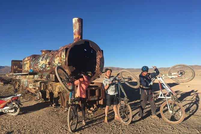2 Days bicycle tour on the salt flat. photo 19