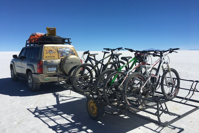 2 Days bicycle tour on the salt flat. photo 12
