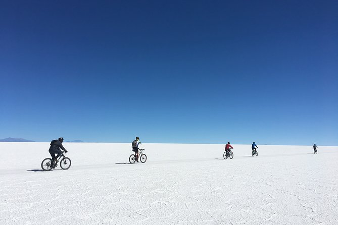 2 Days bicycle tour on the salt flat. photo 6