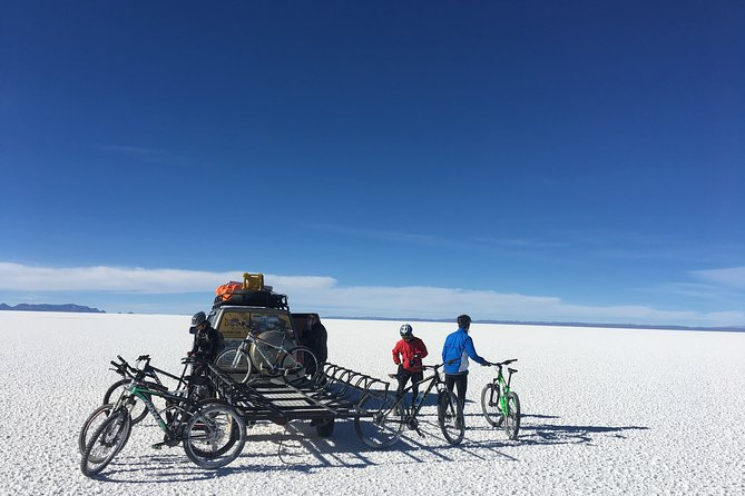 2 Days bicycle tour on the salt flat. photo 11