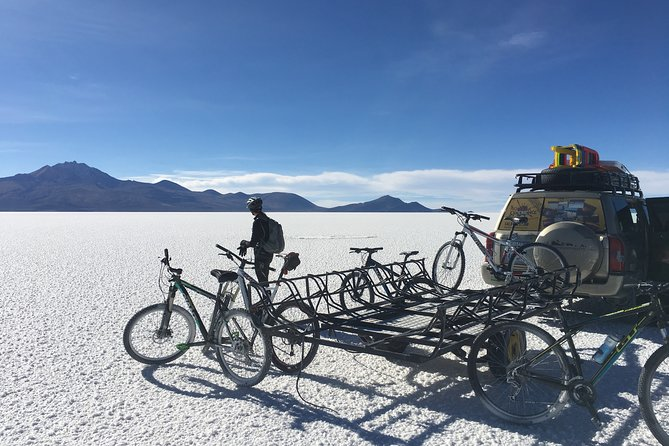 2 Days bicycle tour on the salt flat. photo 7