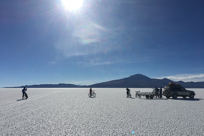 2 Days bicycle tour on the salt flat. photo 14