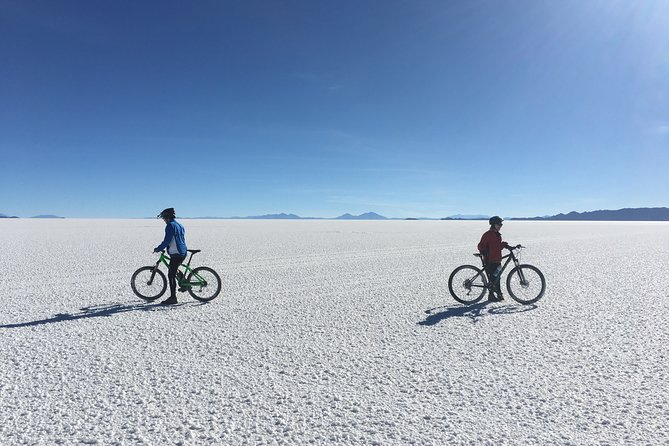 2 Days bicycle tour on the salt flat. photo 34
