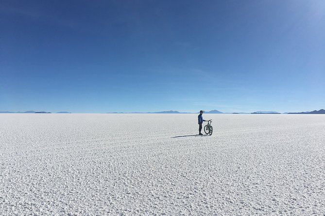 2 Days bicycle tour on the salt flat. photo 15
