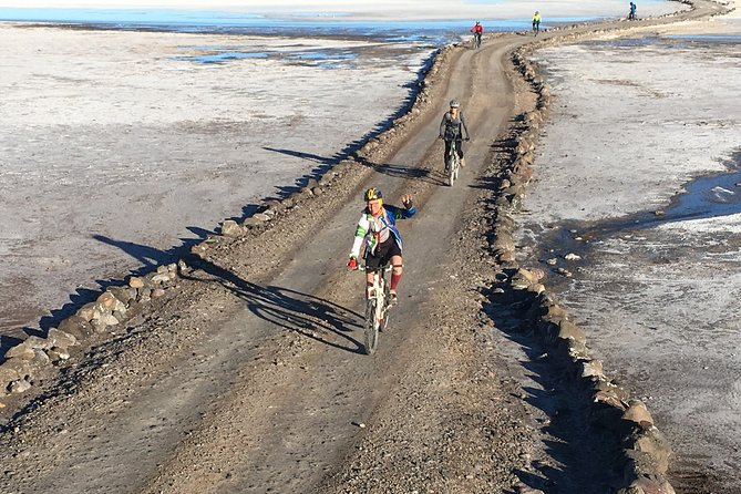2 Days bicycle tour on the salt flat. photo 31